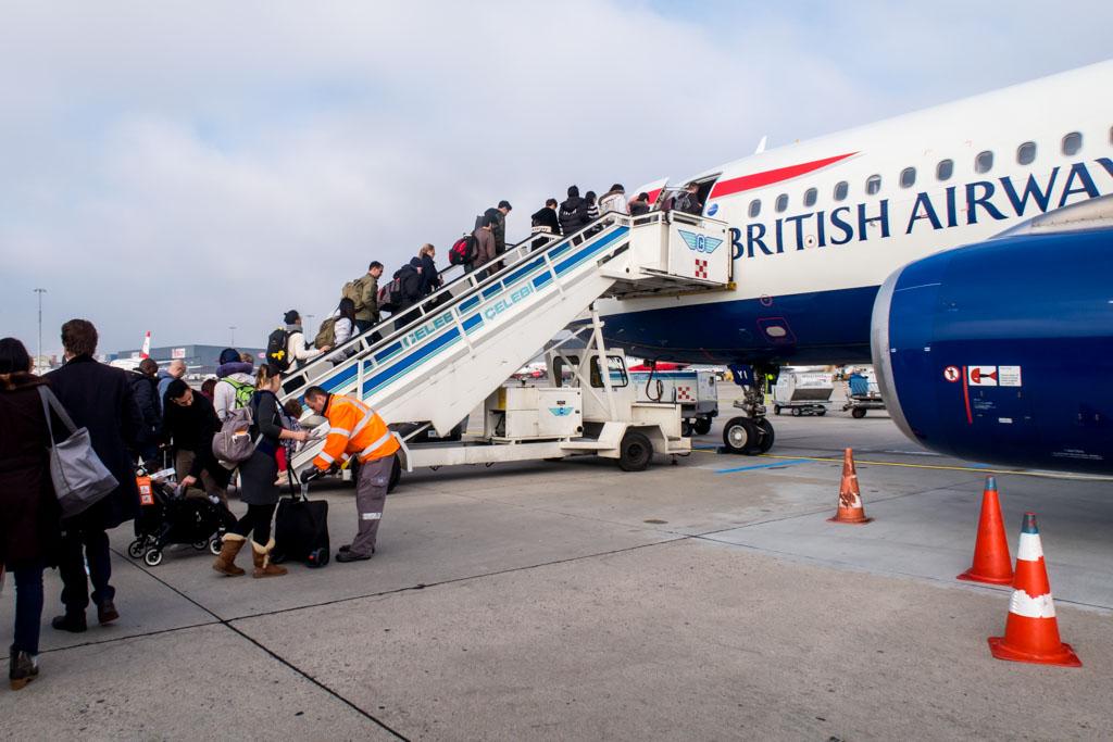 British Airways A320-200