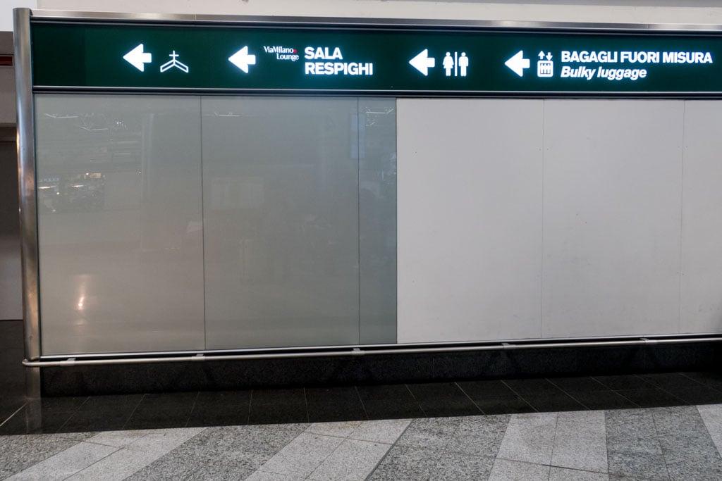 Milan Malpensa Airport Terminal