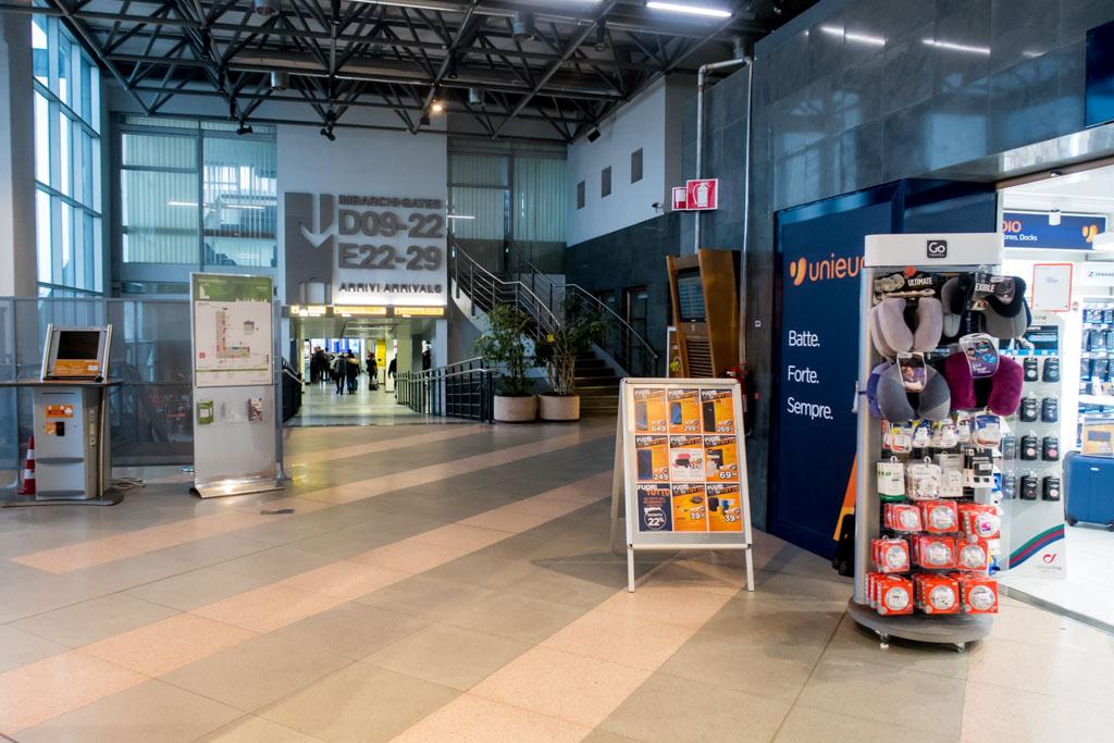 Milan Malpensa Terminal 2 Airside