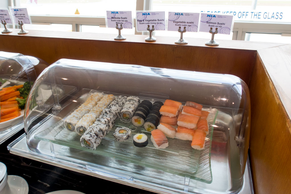 Sushi Hanoi Airport Lounge