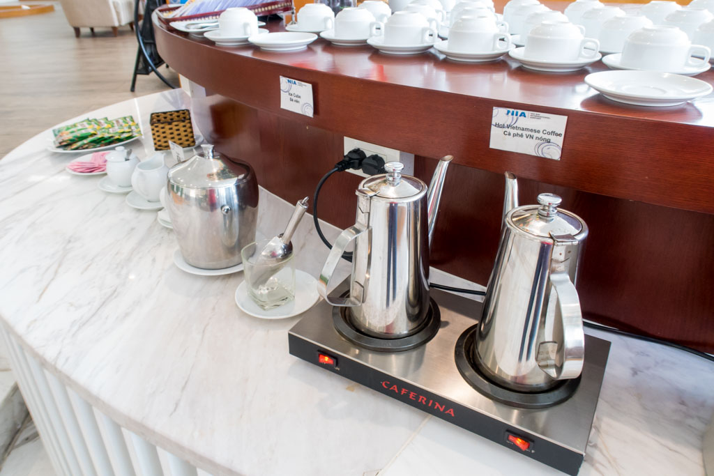 ACV Business Lounge Hanoi Coffee