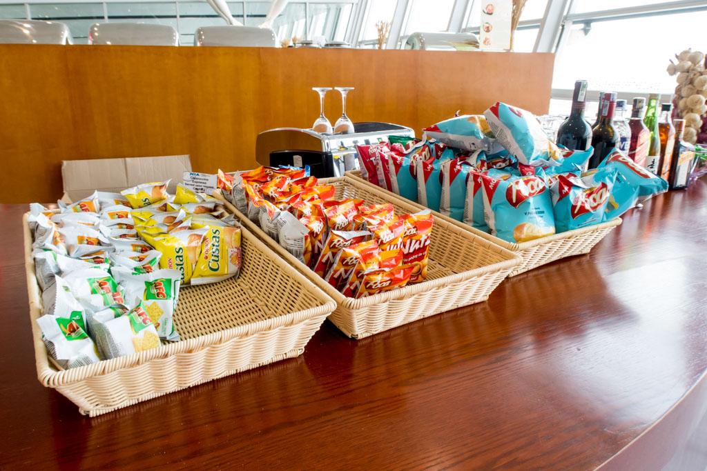 Packaged Snacks
