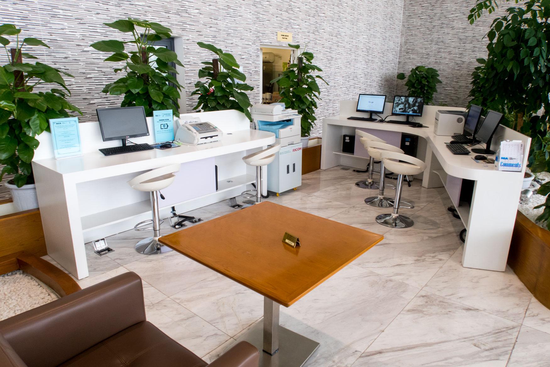 ACV Business Lounge Hanoi Business Center
