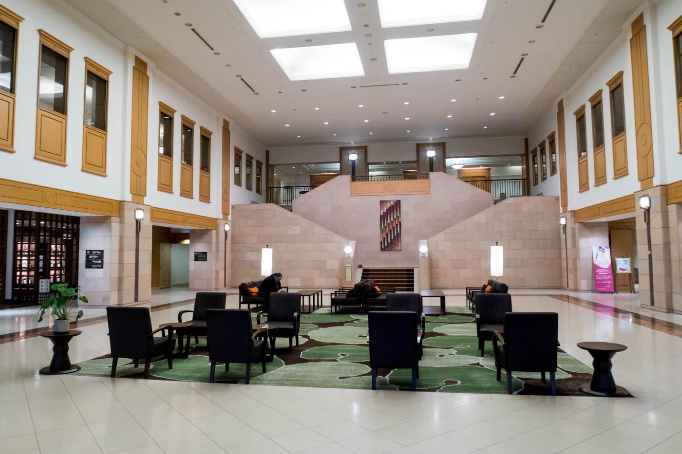 ANA Crowne Plaza Chitose Lobby