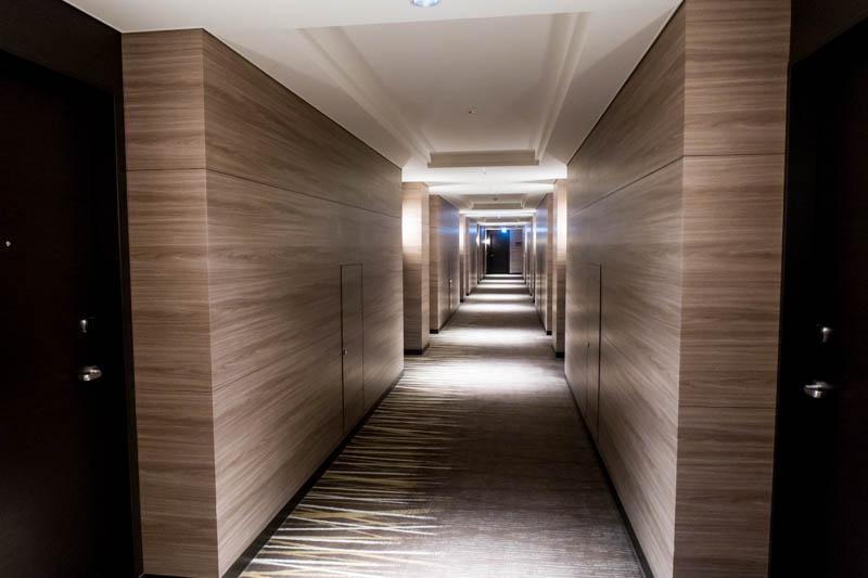 ANA Crowne Plaza Chitose Hallway