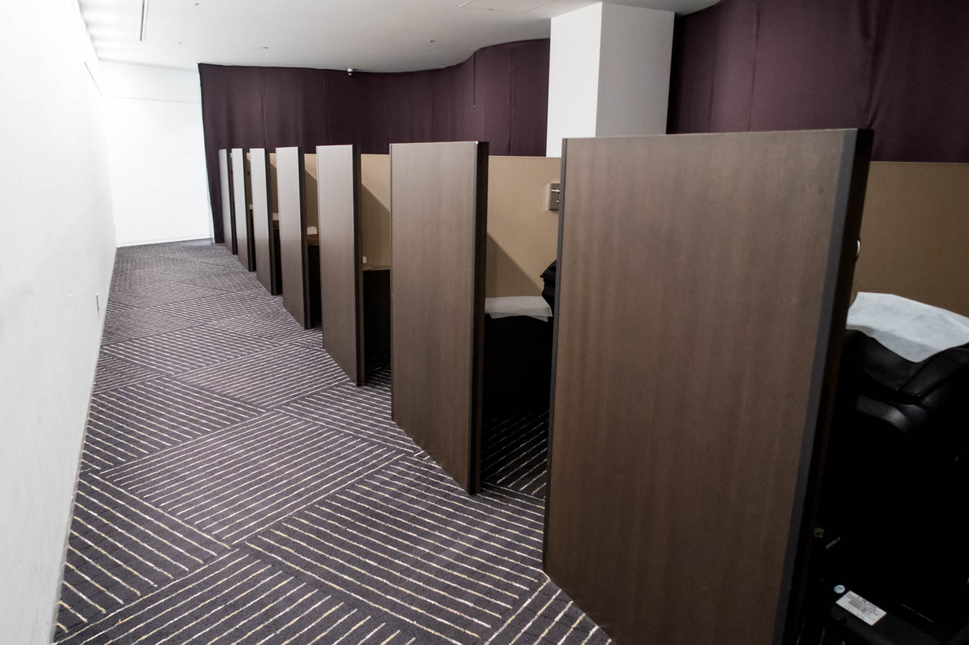 ANA Lounge Sleeping Room