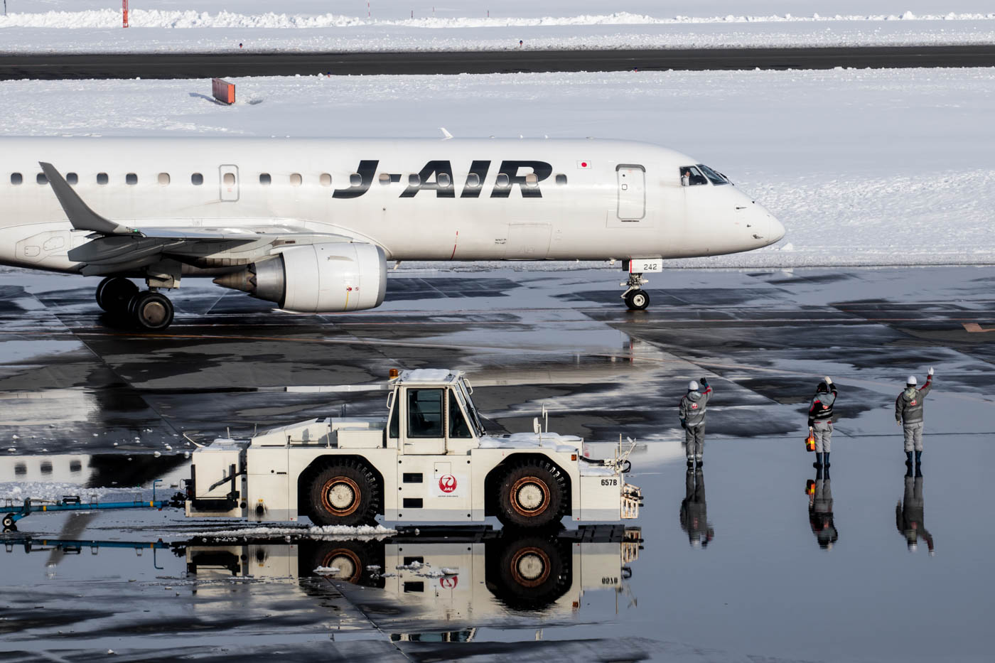 J-Air EMB-190