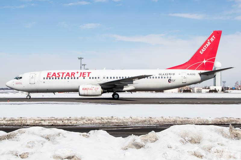 Eastar Jet 737