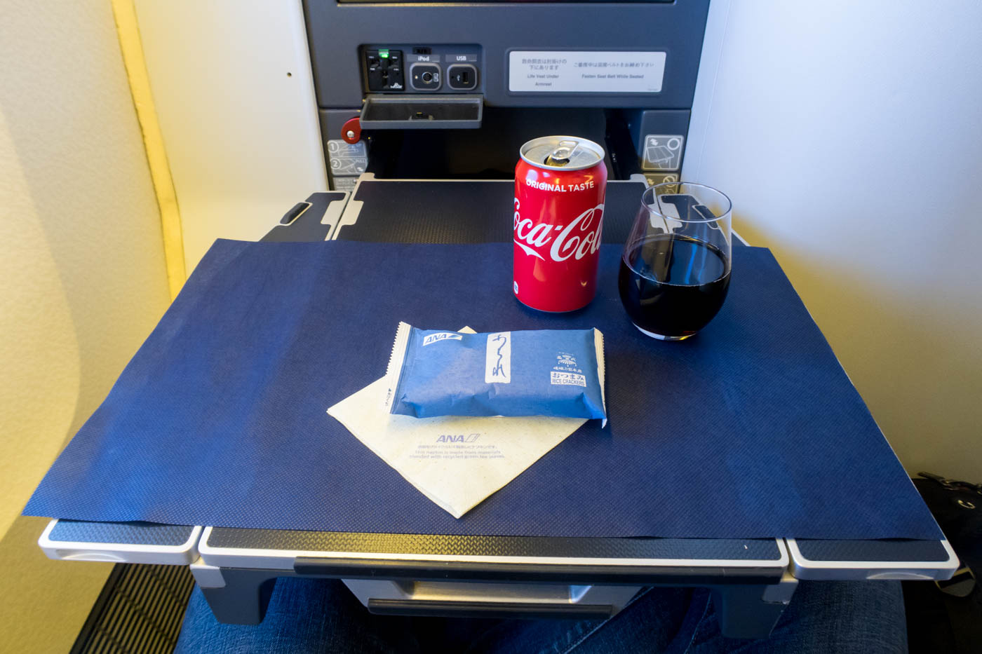 Coke and Snack