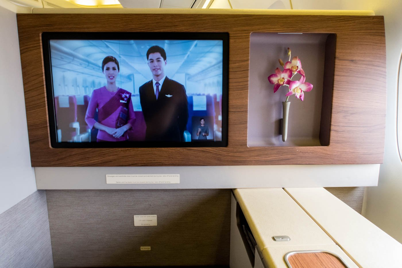 Thai Airways Safety Video