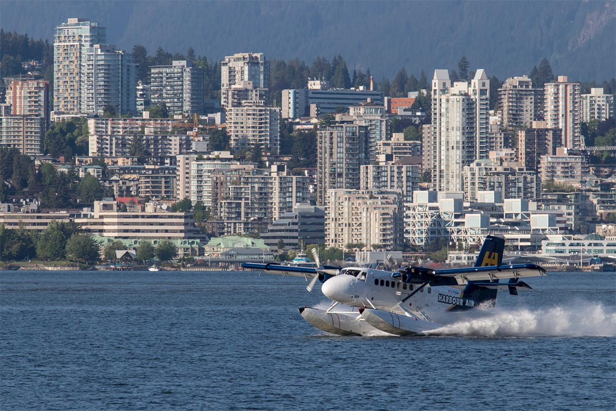Harbour Air Twin Otter