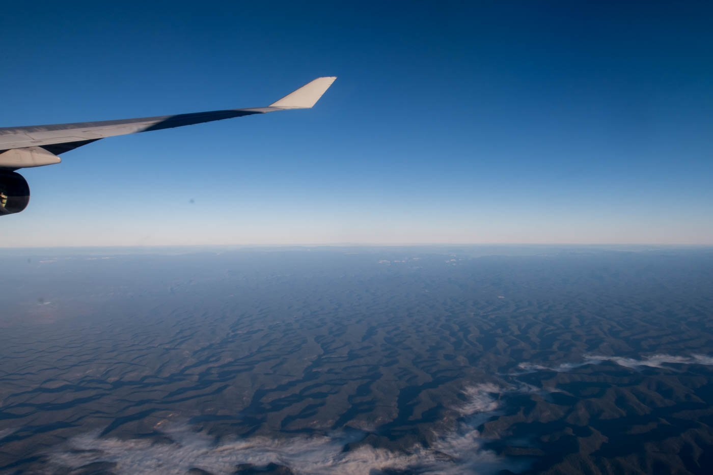 Above Australia
