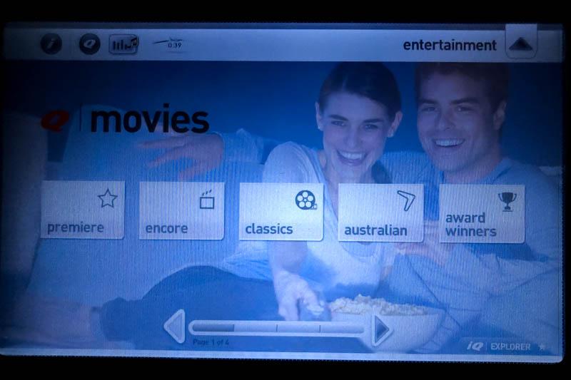 Qantas Movies