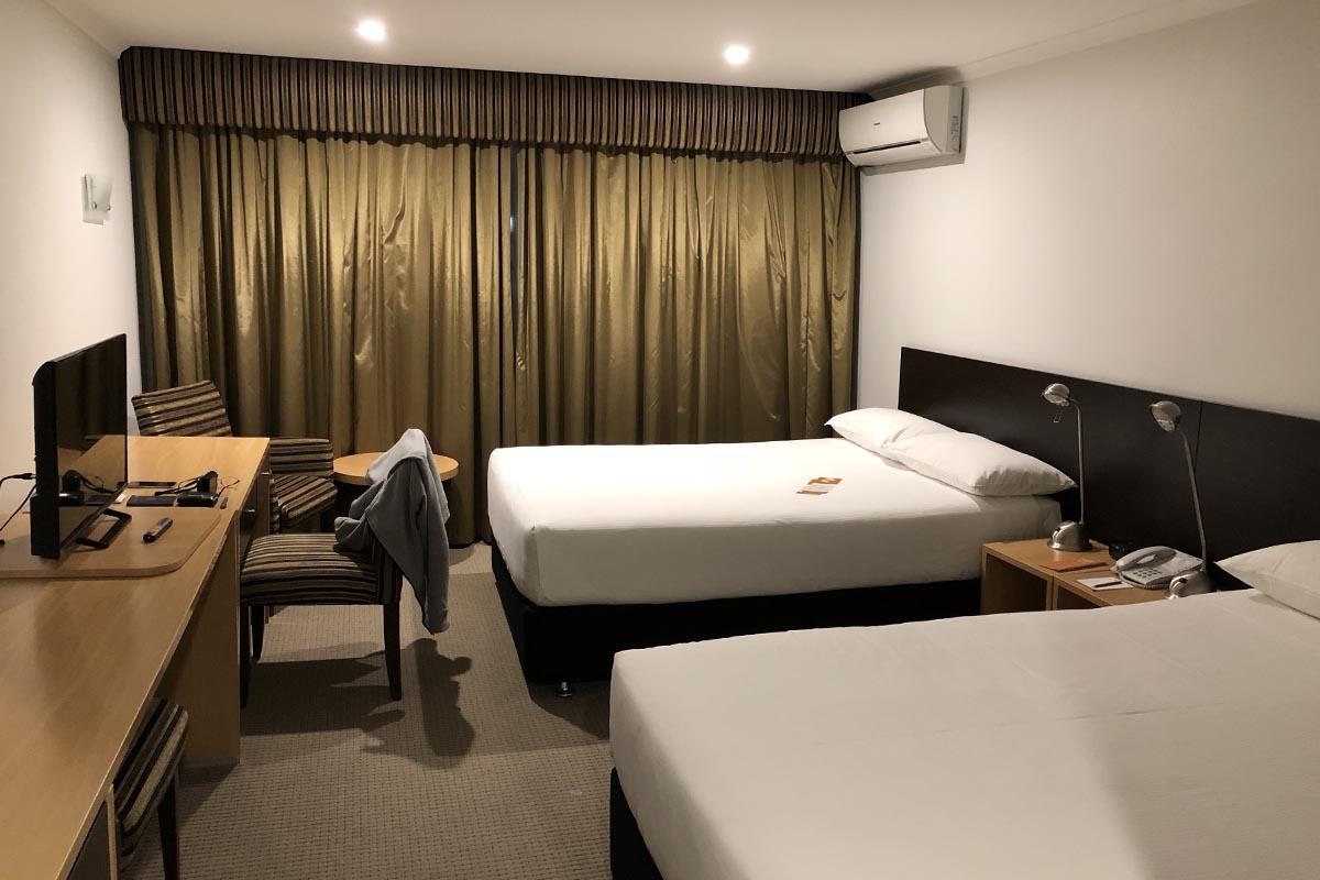Sudima Hotel Christchurch