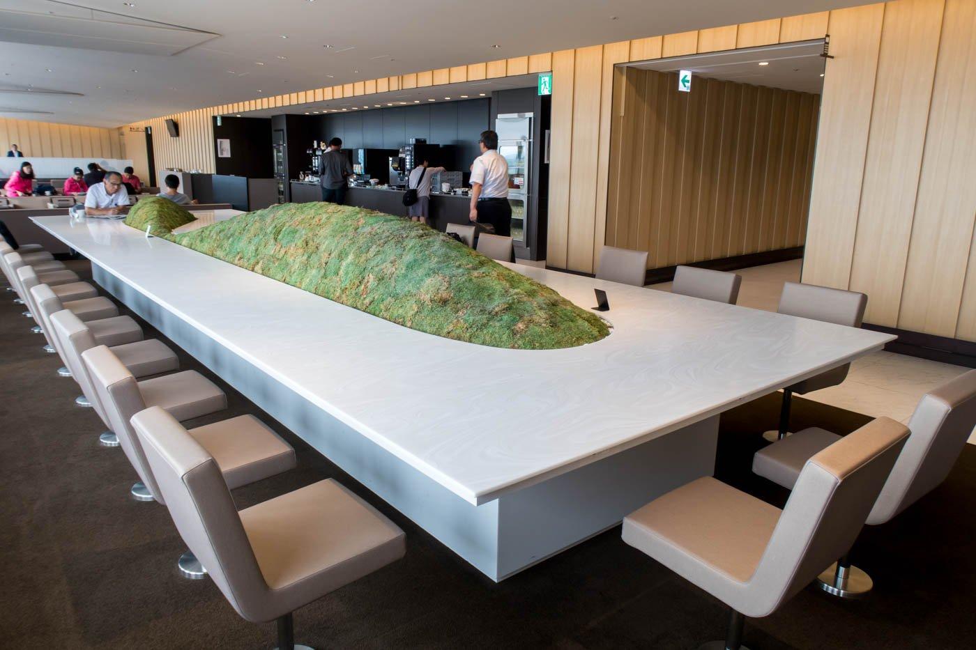 ANA Lounge Sapporo New Chitose
