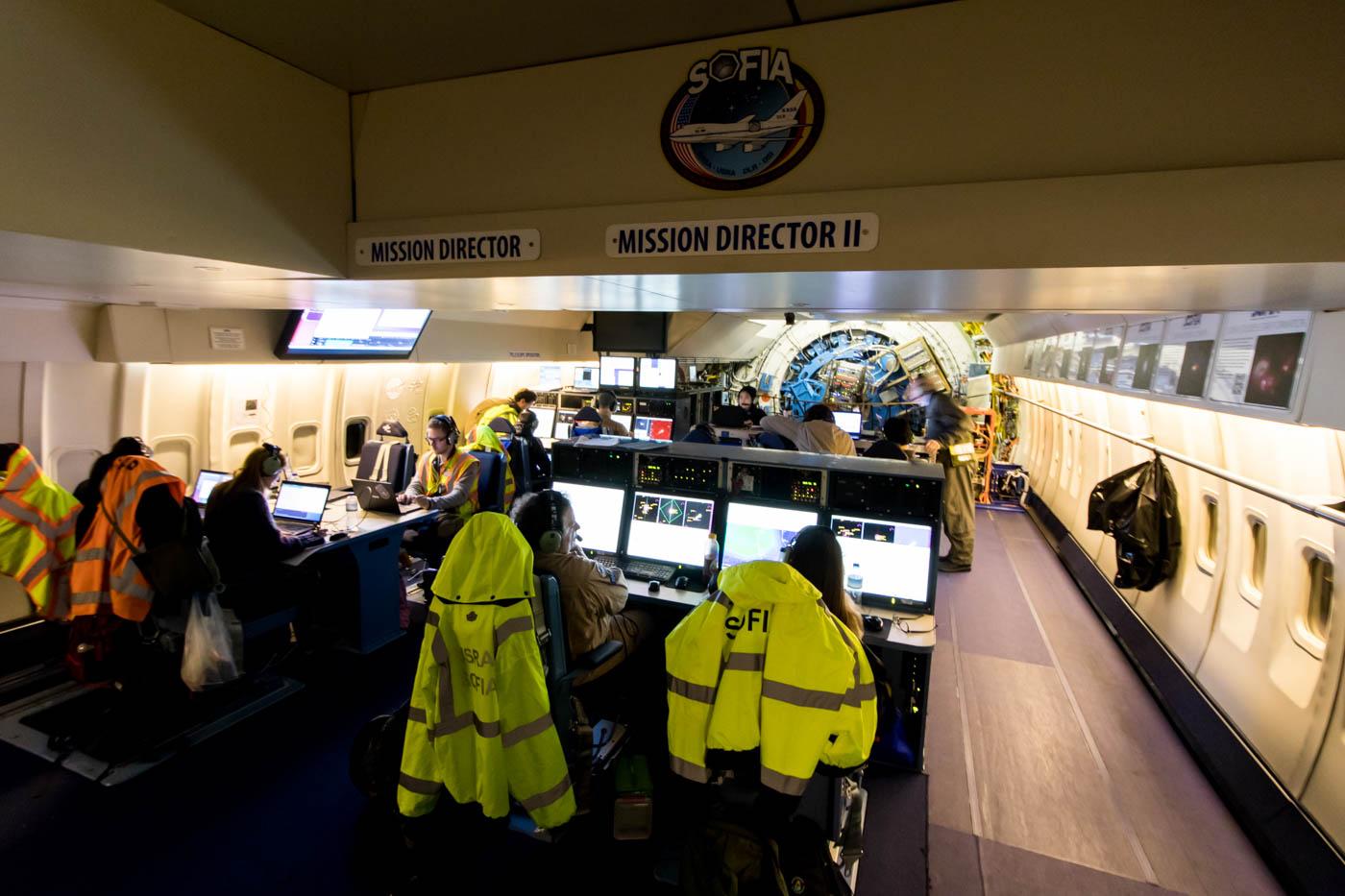 NASA SOFIA Mission Directors