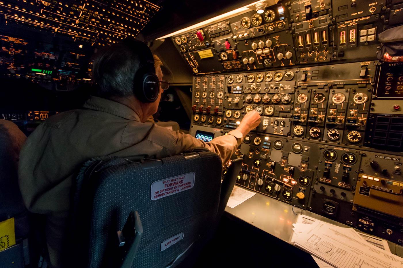 NASA SOFIA Flight Engineer