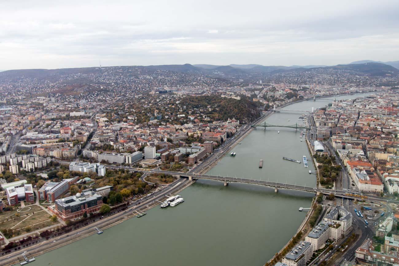 Budapest City Center