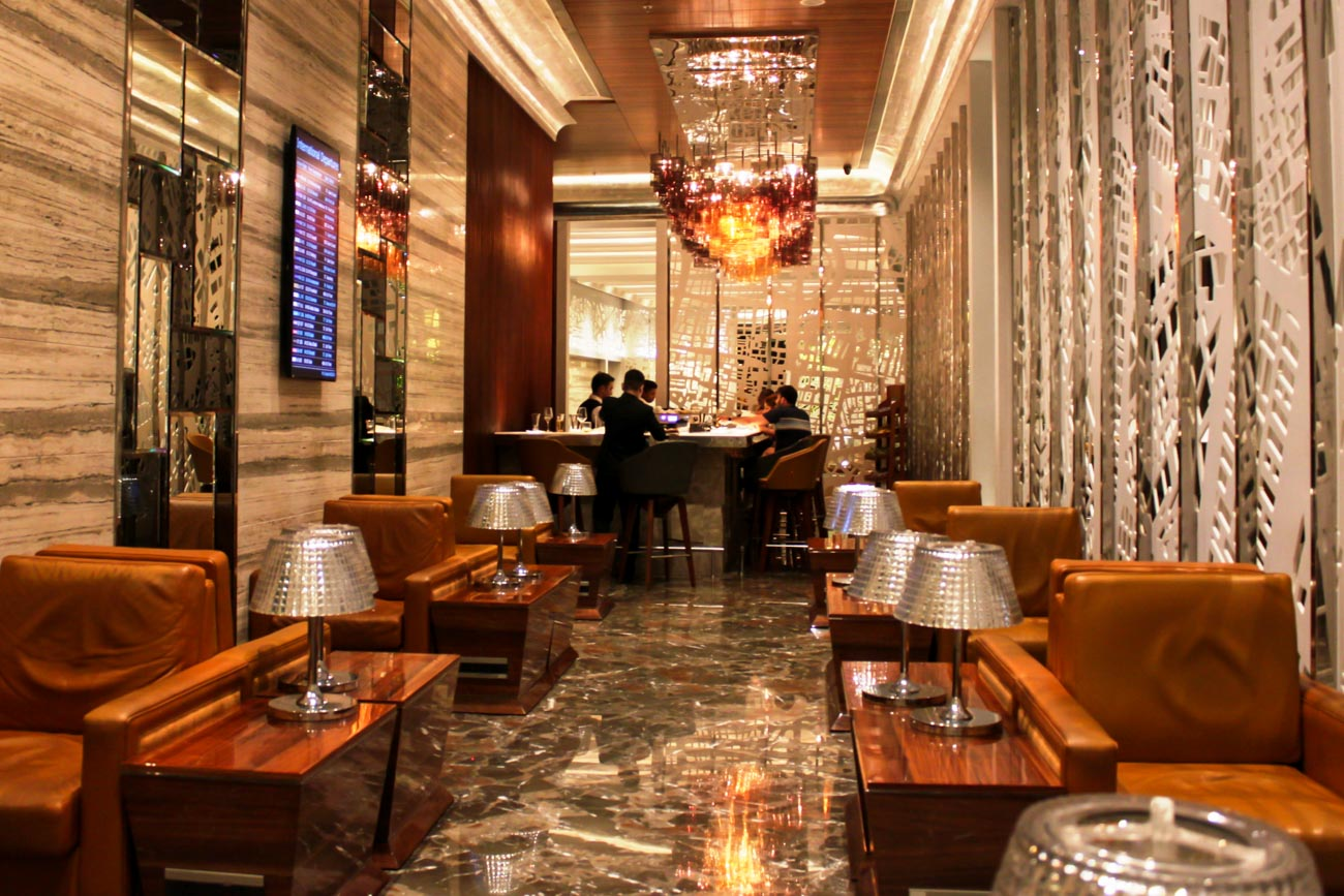 GVK Lounge Mumbai East Wing Bar