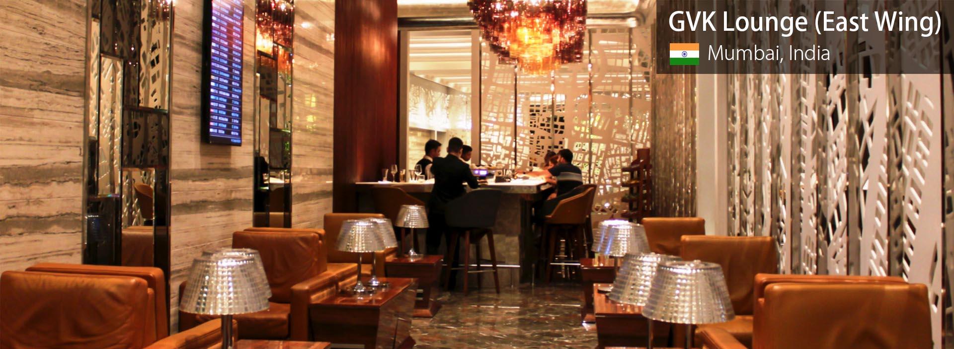Lounge Review: GVK Lounge (International - East Wing) at Mumbai International