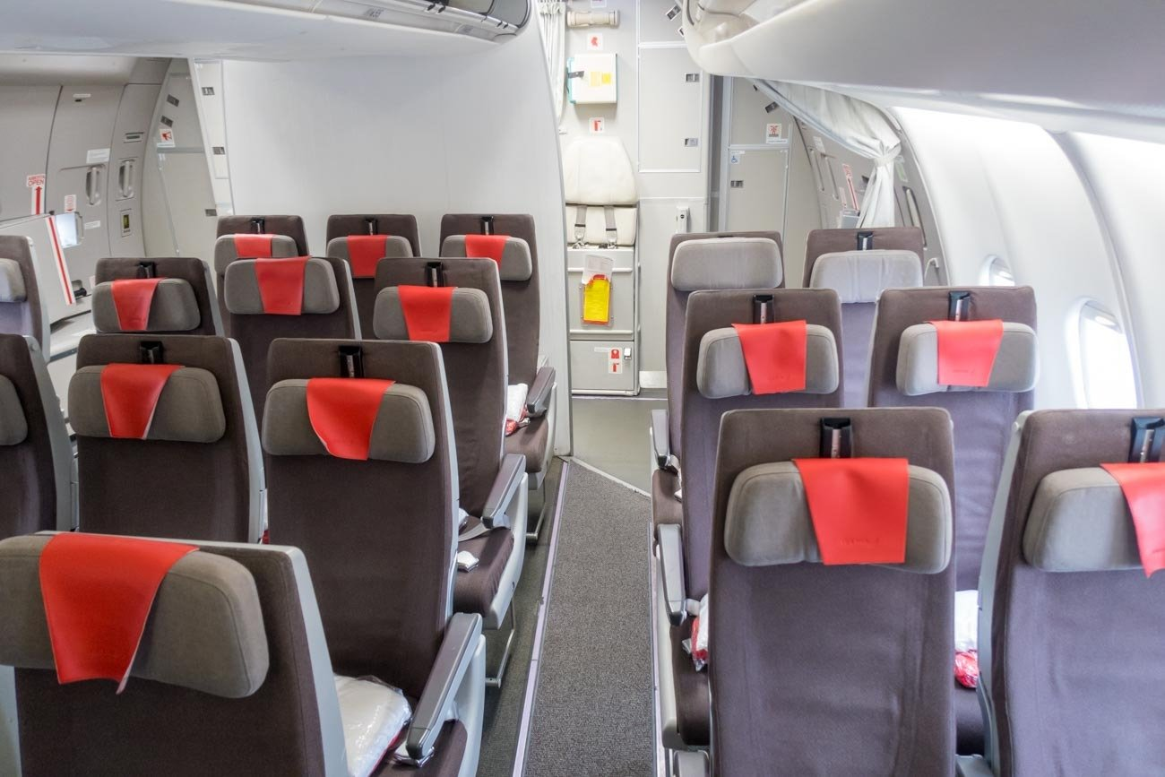 Iberia A330-200 Seats