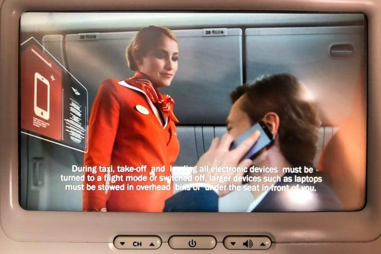 Aeroflot Safety Video
