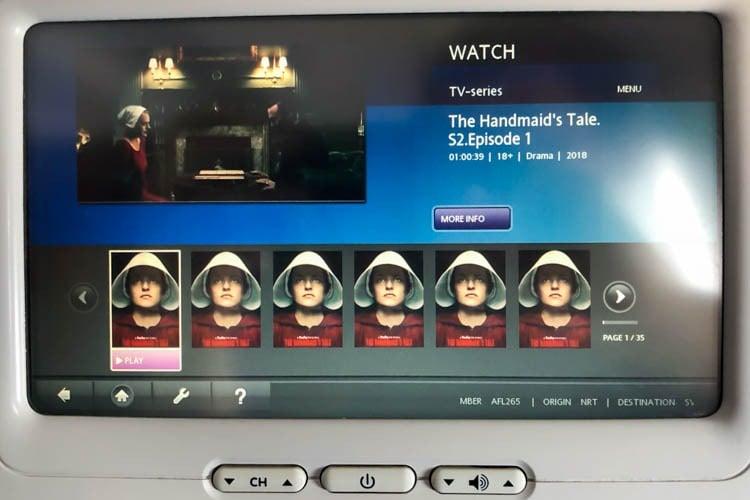 Aeroflot TV Shows