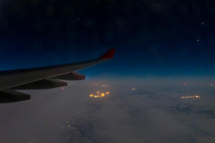 Cruising Towards Moscow