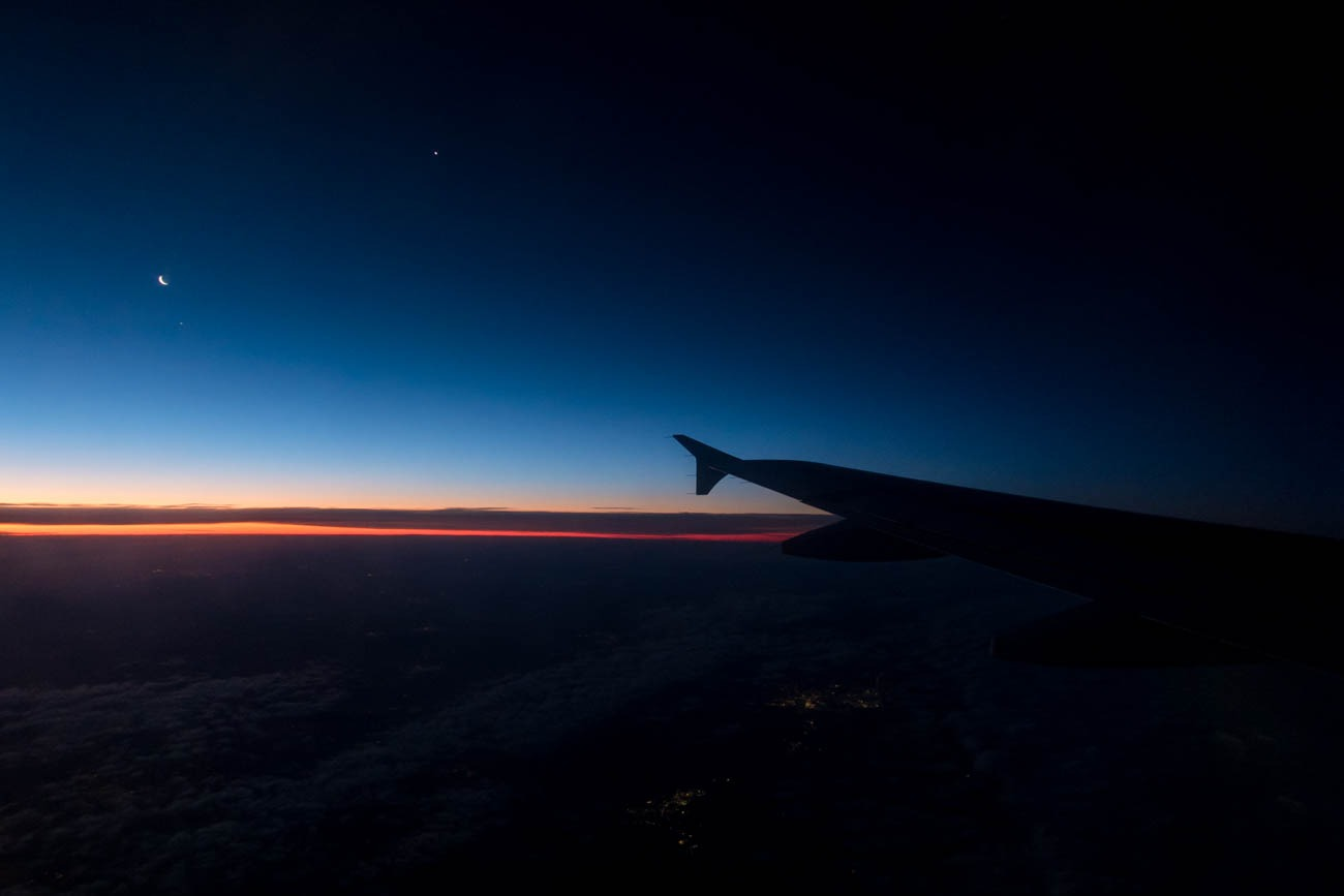 Cruising Towards Brussels