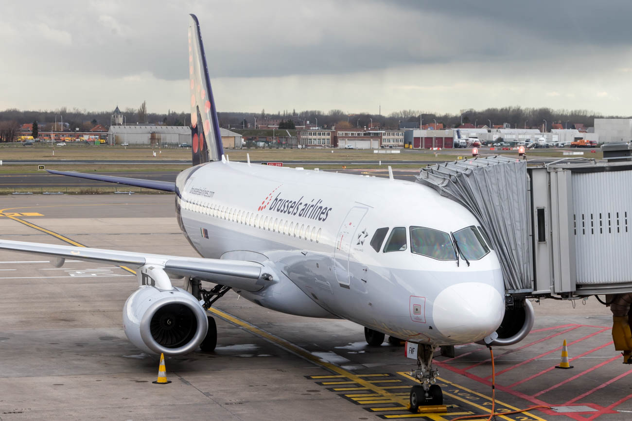 Brussels Airlines Sukhoi Superjet Operated by CityJet