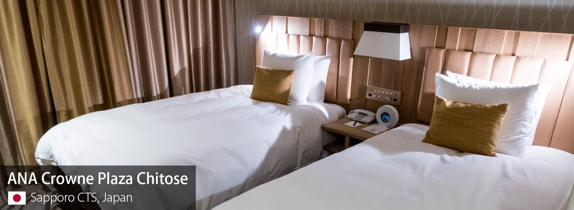 ANA Crowne Plaza Hotel Chitose Review
