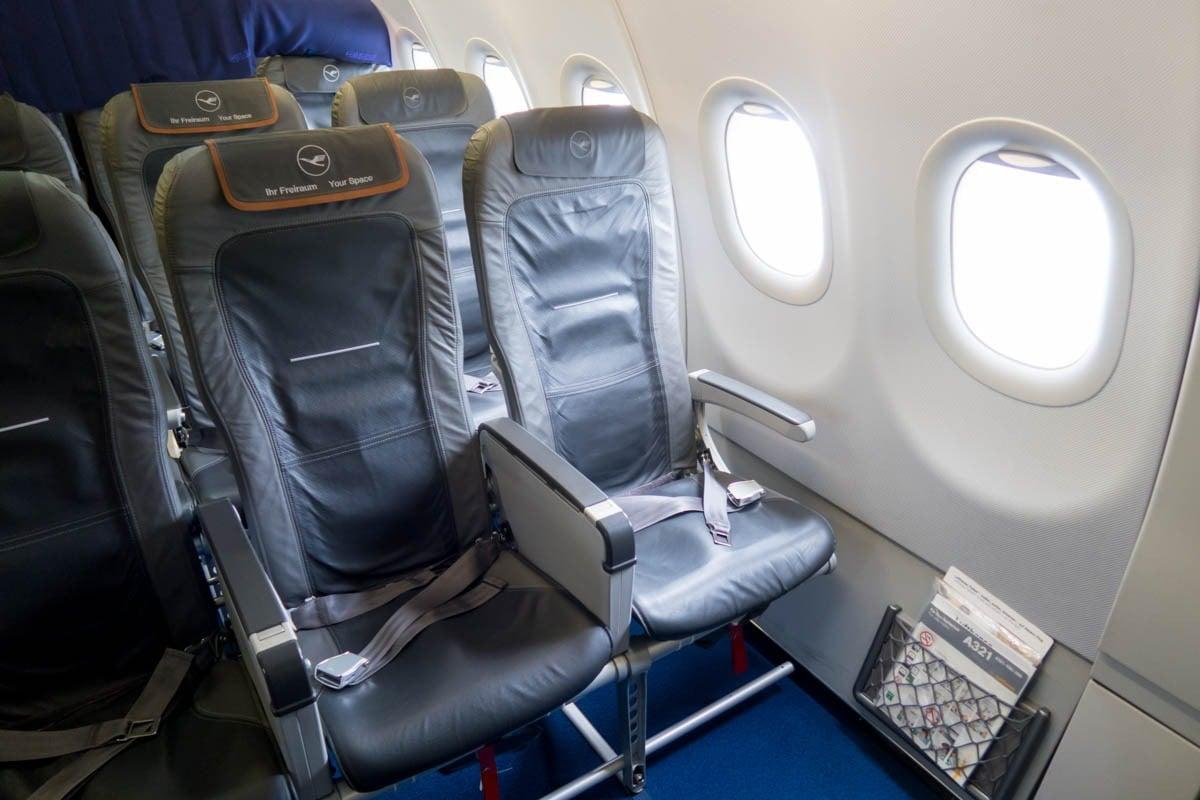 Euro-Business Class Seat