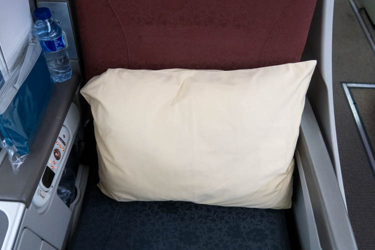 Garuda Indonesia Business Class Pillow
