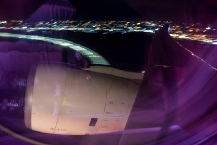 Garuda Indonesia A330-300 Window View