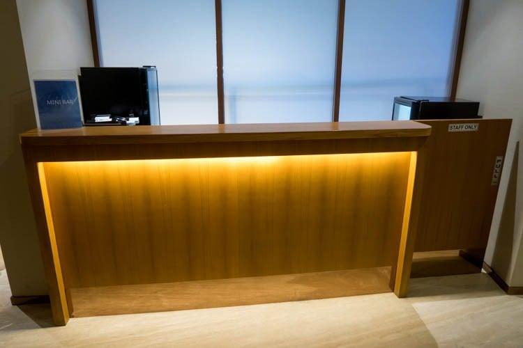 Garuda Indonesia Business Class Lounge Bali Bar