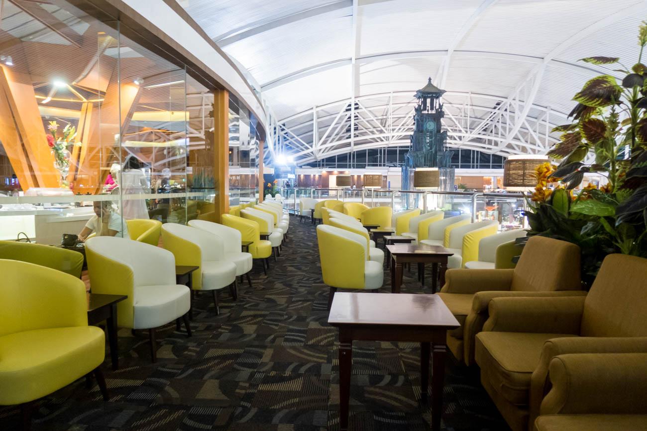 Premier Lounge Bali Terrace