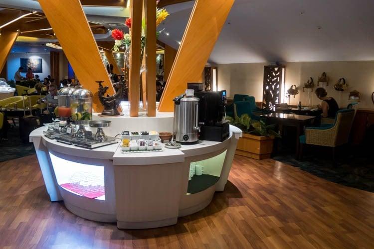 Premier Lounge Bali Buffet