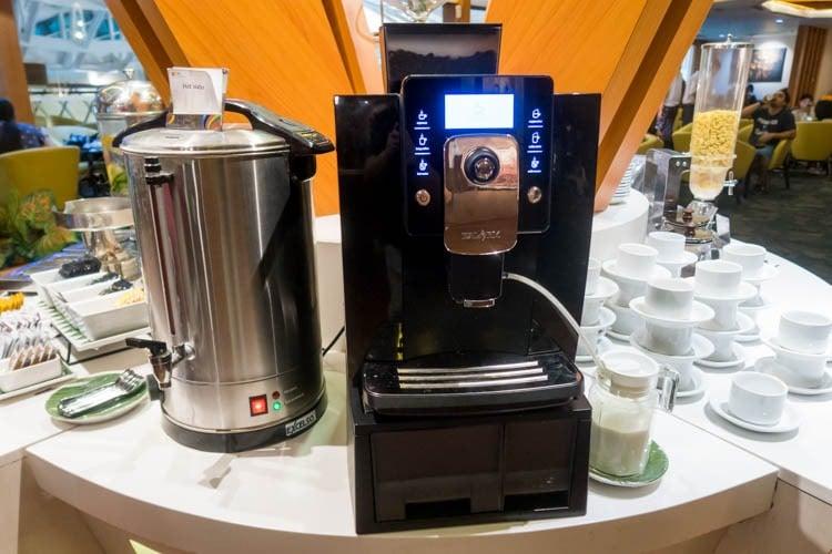 Premier Lounge Bali Coffee
