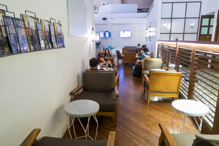 T/G Lounge Denpasar Bali Seating