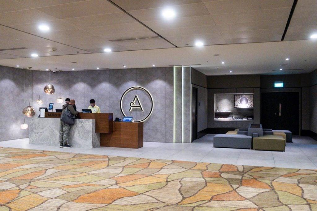 Aerotel Hotel Singapore