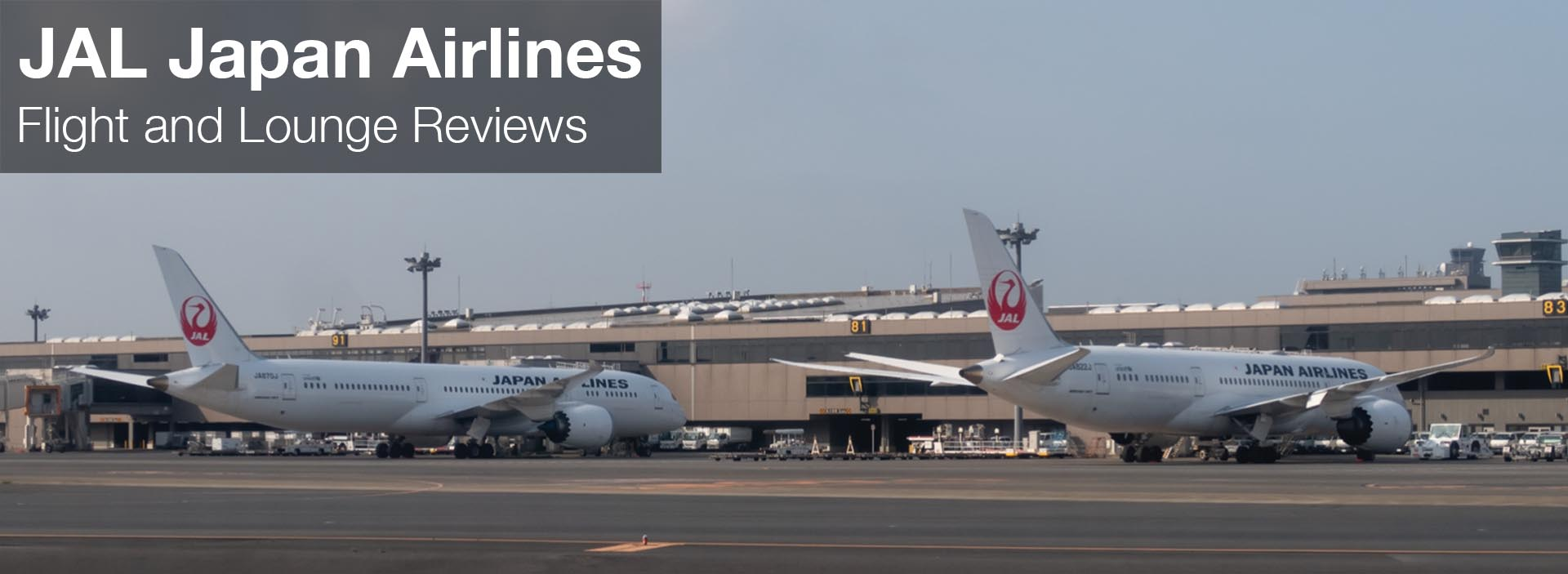 JAL Japan Airlines: Flight and Lounge Reviews (and Resources)