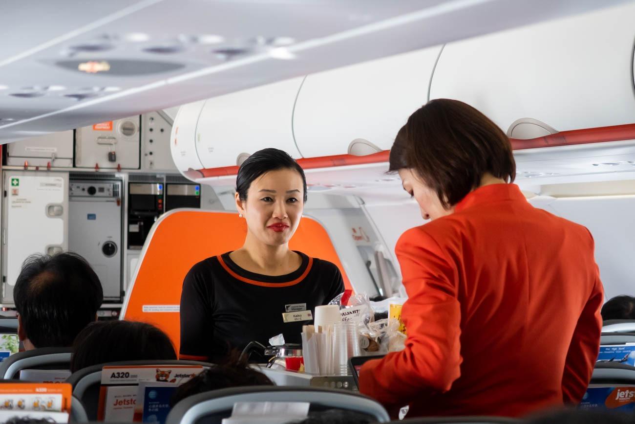 Jetstar Japan Cabin Crew