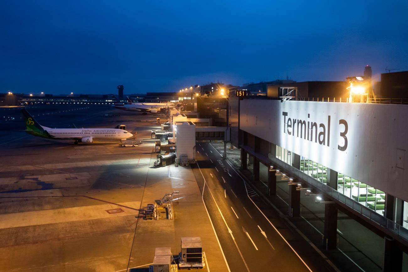 Tokyo Narita Airport Terminal 3