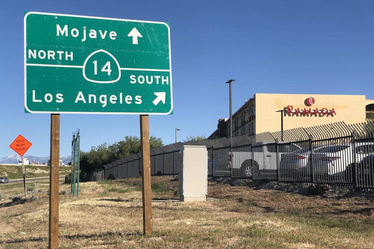 Ramada Palmdale