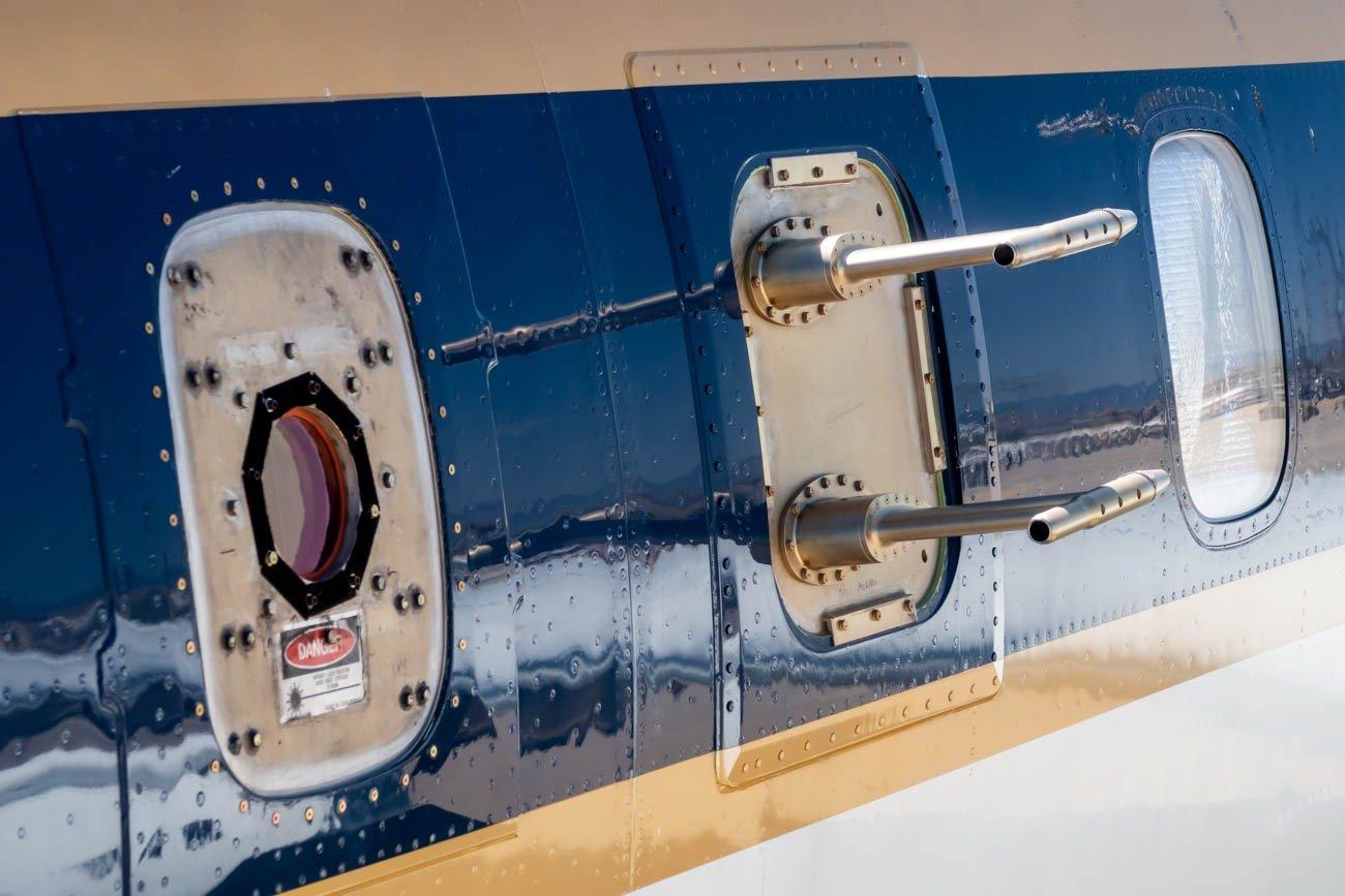 NASA DC-8 Instrument - DLH