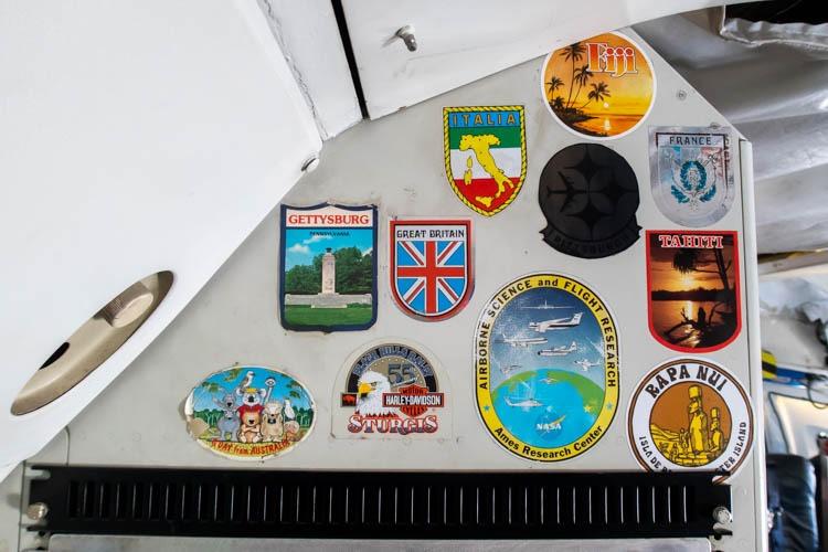 NASA DC-8 Mission Director
