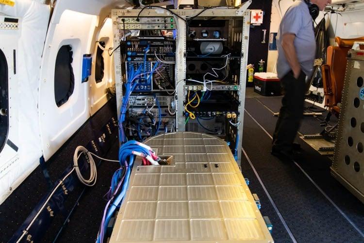 NASA DC-8 Instrument - HALO