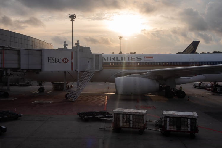 Singapore Airlines A330