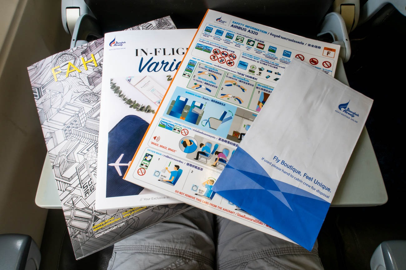 Bangkok Airways In-Flight Magazine