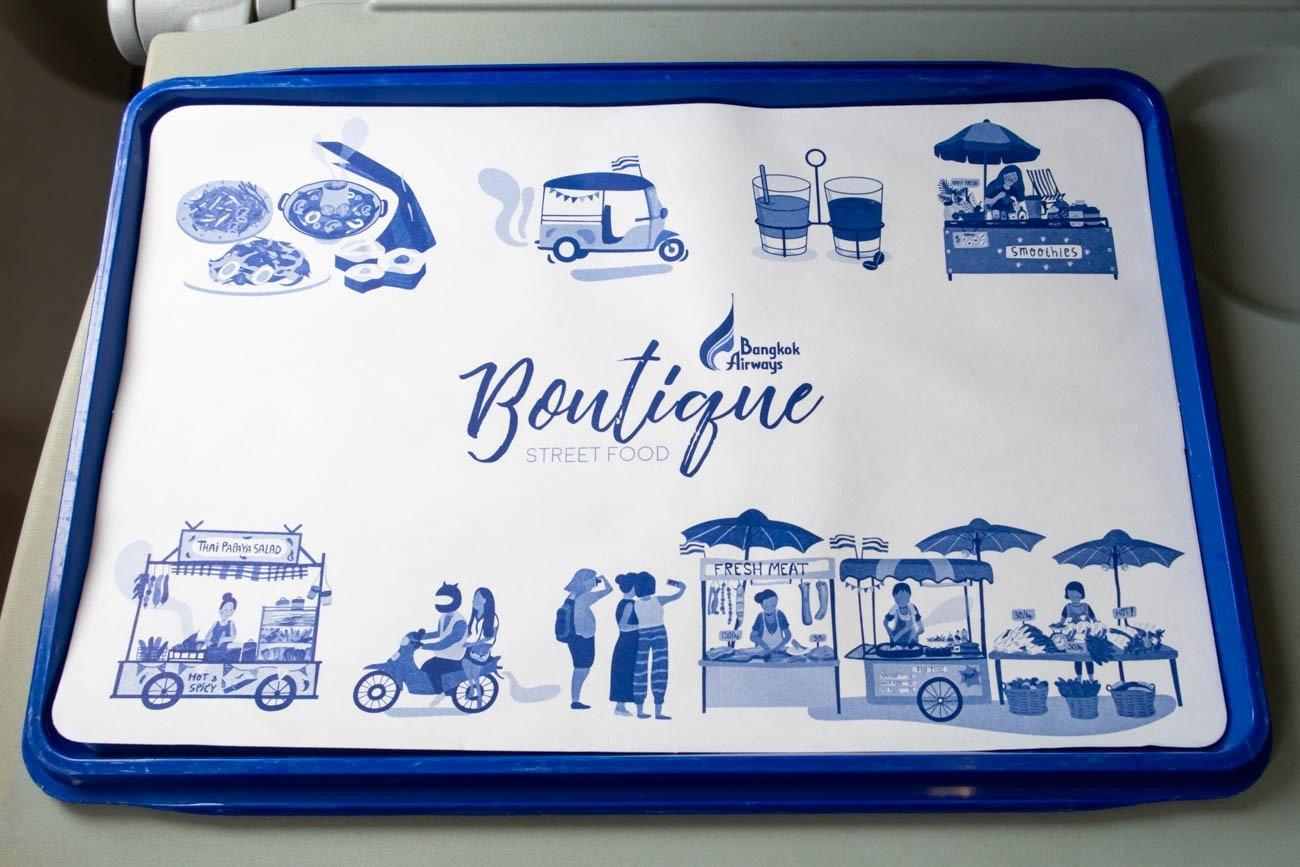Bangkok Airways Street Food Boutique